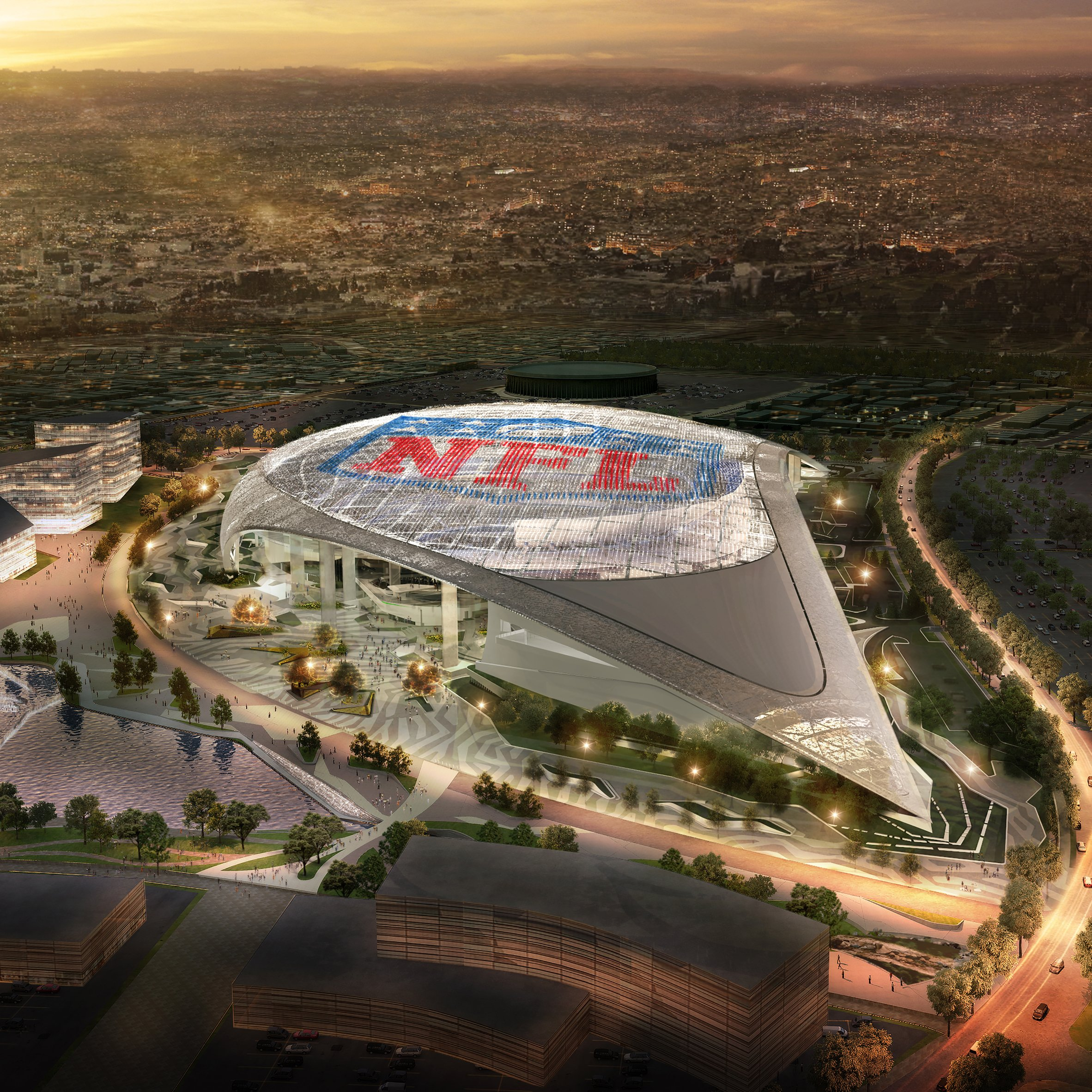 Las vegas hopes to entice oakland raiders with 1 9 for La architecte