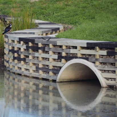 Kopupaka reserve in auckland wins world landscape of the for Landscape architecture new zealand
