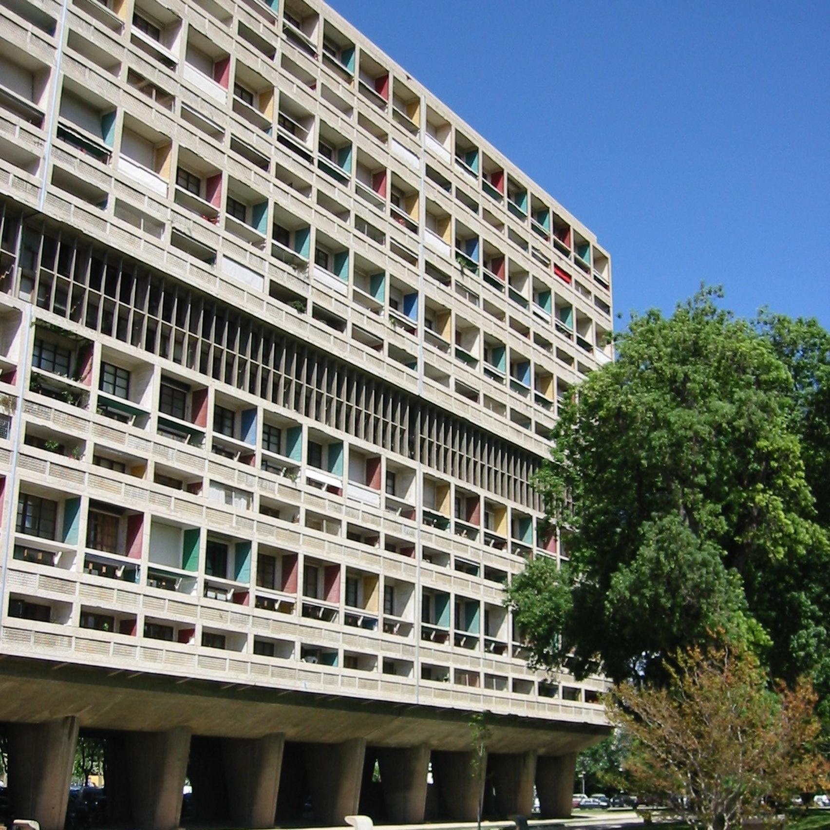 Le Corbusier Unite D Habitation le corbusier | dezeen hot list 2016