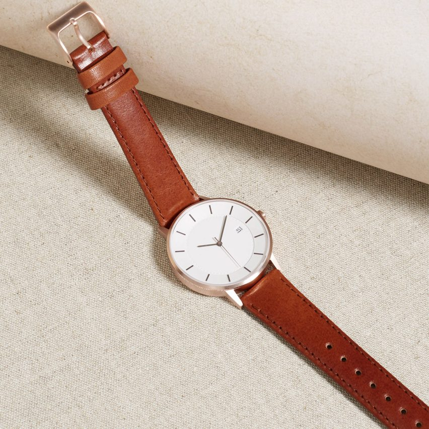 First watch collection by Linjer