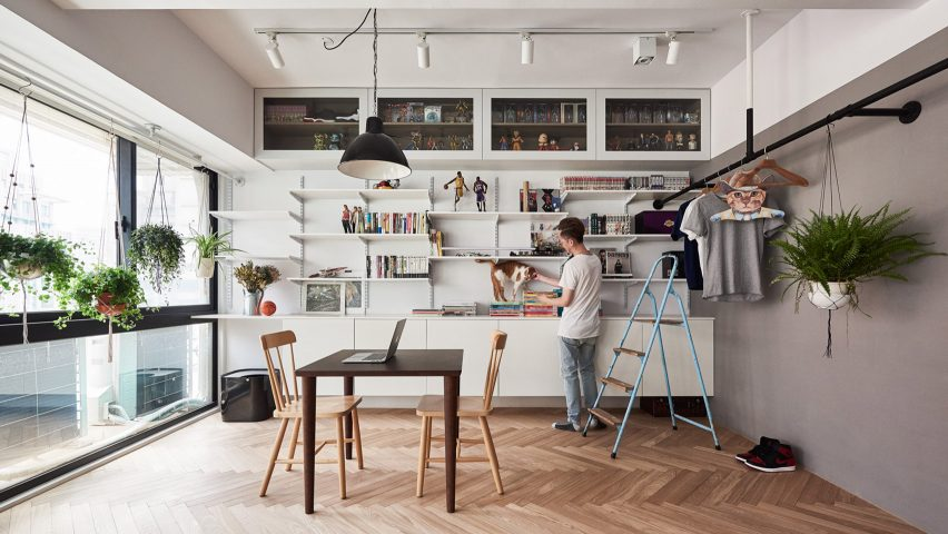 Loft H by ST Studio