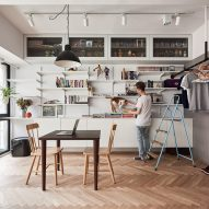 Loft H in Taiwan by ST design studio