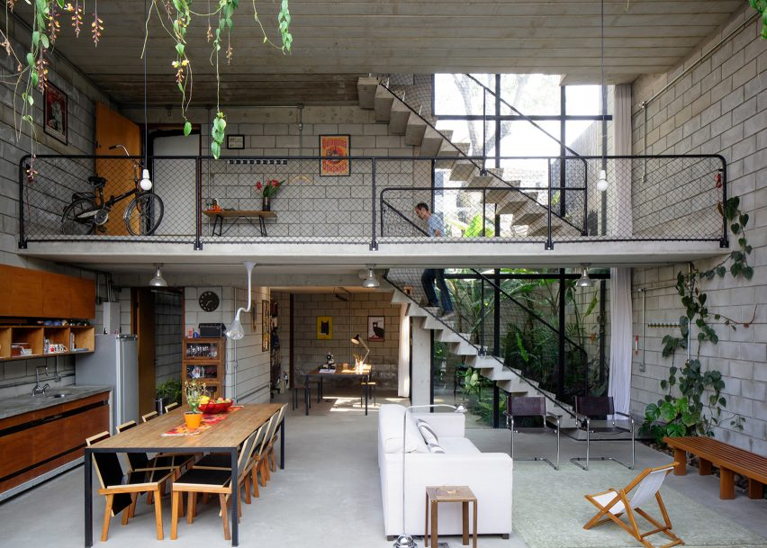 ... Maracana House By Terra E Tuma