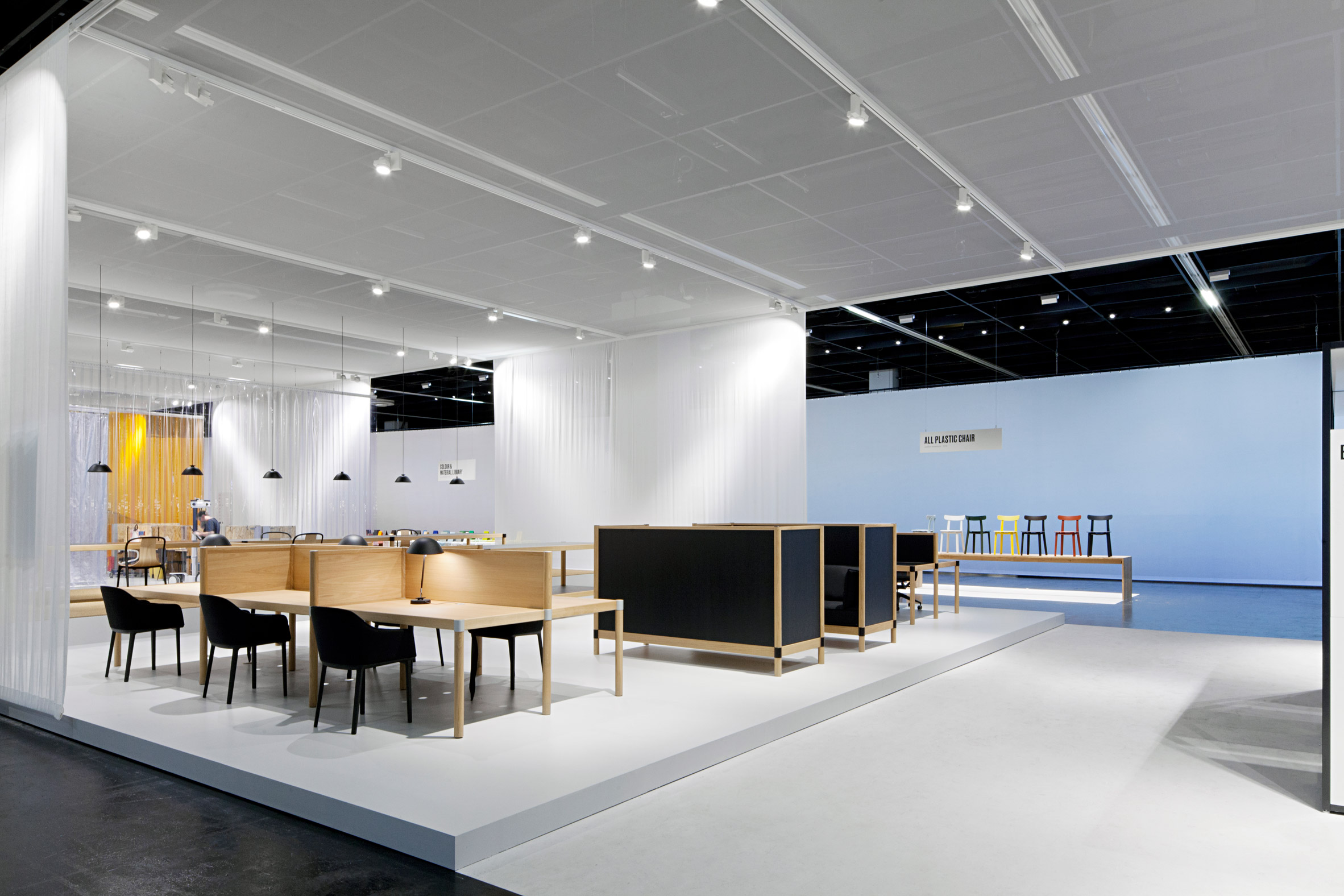 Expo Stands Interior Office 2016 : Pernilla ohrstedt explores contemporary office spaces for