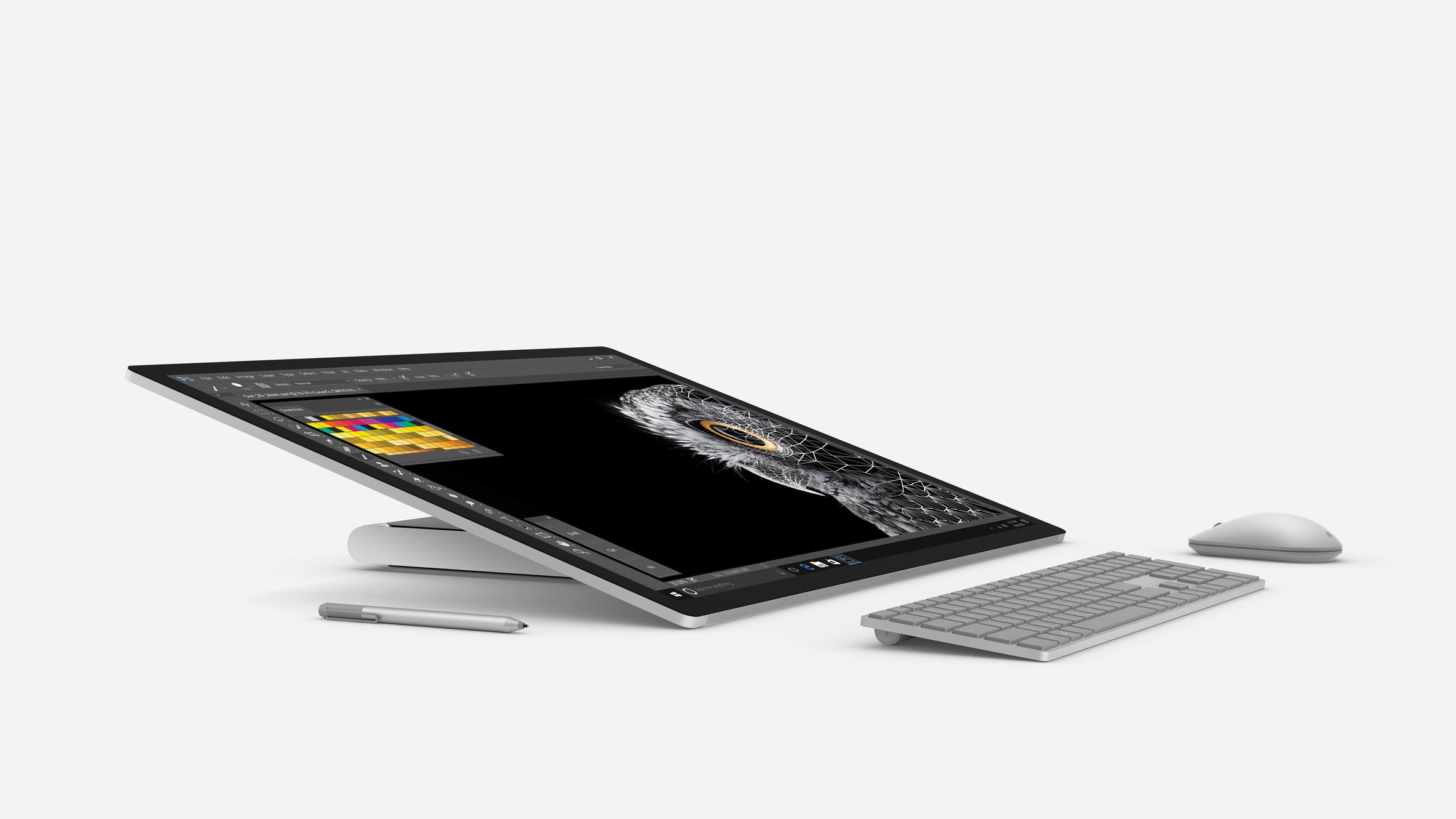 Microsoft Surface Studio Technology News