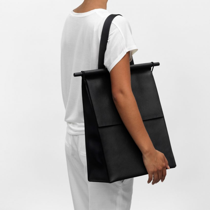 Minimalist carryalls for architects by The Atelier YUL