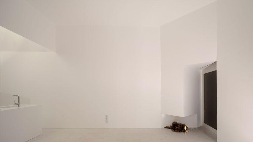 Minimalist Design dezeen's latest pinterest board focuses purely on minimalist design