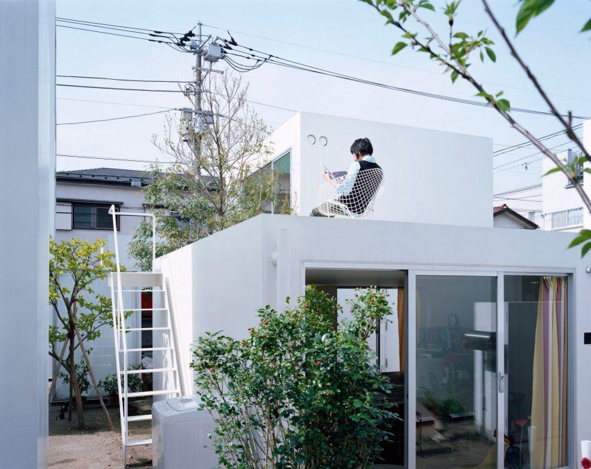 Moriyama House by Ryue Nishizawa