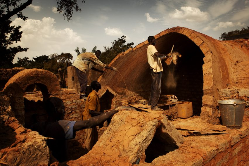 Construction of a Nubian Vault