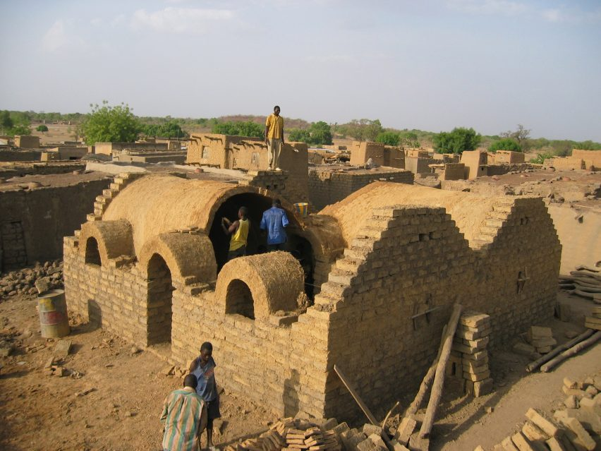 Construction of a Nubian Vault