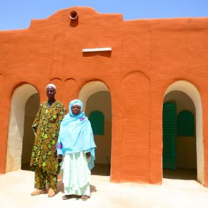 A home built using the Nubian Vault technique