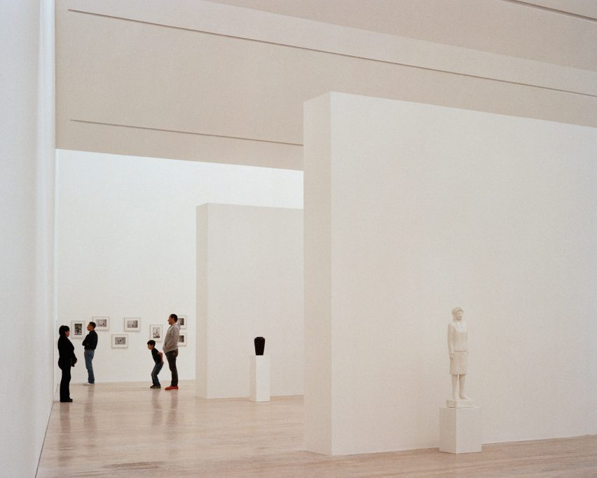 Museo Jumex by David Chipperfield Architects and photographed by Rory Gardiner