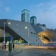 Museum of Contemporary Art & Planning Exhibition (MOCAPE) by Coop Himmelb(l)au