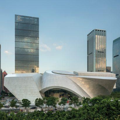 Museum of Contemporary Art & Planning Exhibition (MOCAPE) by Coop Himmelb(l)au