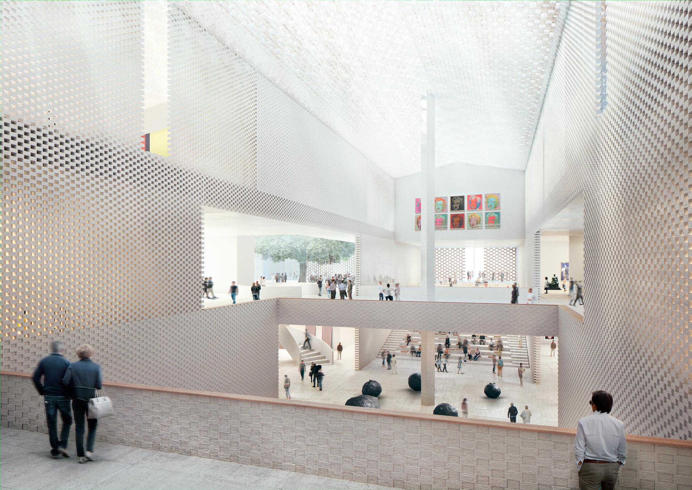 "Kazuyo Sejima creates commuter train with giant windows to take advantage of ""panoramic views"""