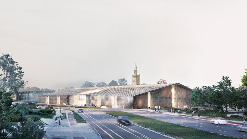 Herzog De Meuron To Extend Mies Van Der Rohes Neue Nationalgalerie In Berlin