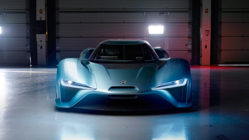 This week, a Chinese startup unveiled the world's fastest electric supercar