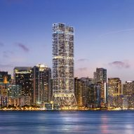 Foster + Partners unveils supertall twin towers for Miami