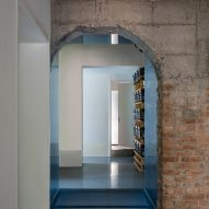 Office design for Blue Moon Films - A Line between Time