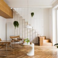 Paris apartment by Les Ateliers Tristan & Sagitta
