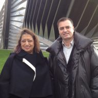 Zaha Hadid's friends and family disown Patrick Schumacher's statements