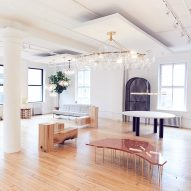 Pelle opens lighting and furniture showroom in Manhattan