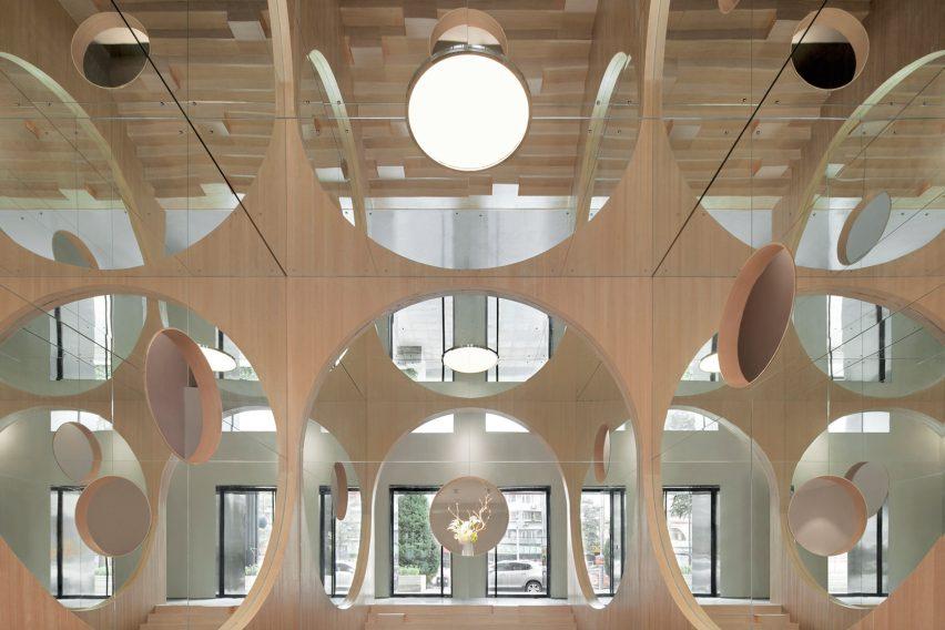 Hongkun Art Auditorium by Penda