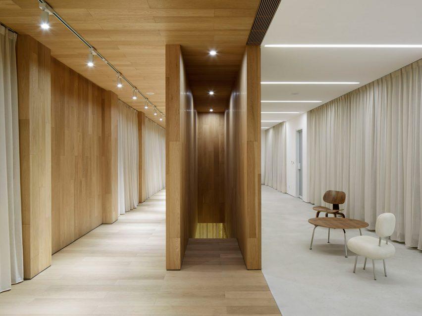 Sales office by team bldgxl