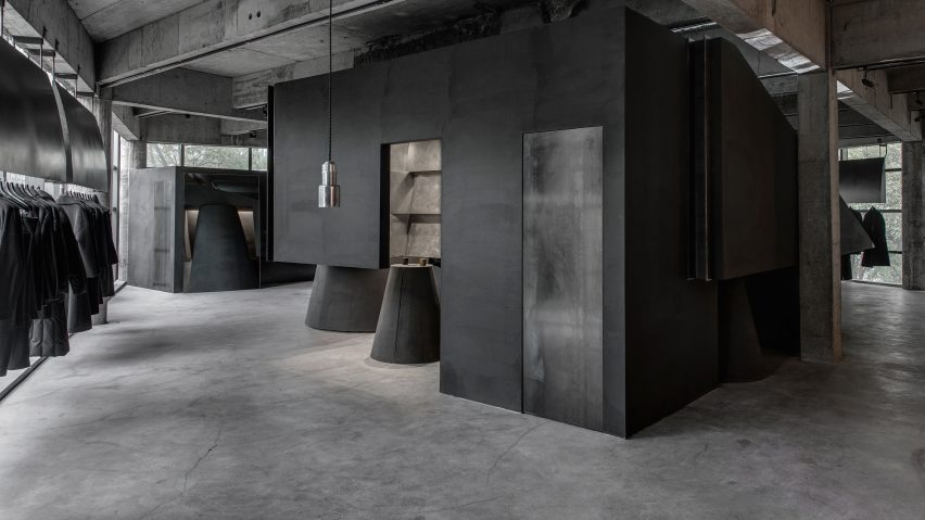 Heike fashion concept store wins World Interior of the Year 2016