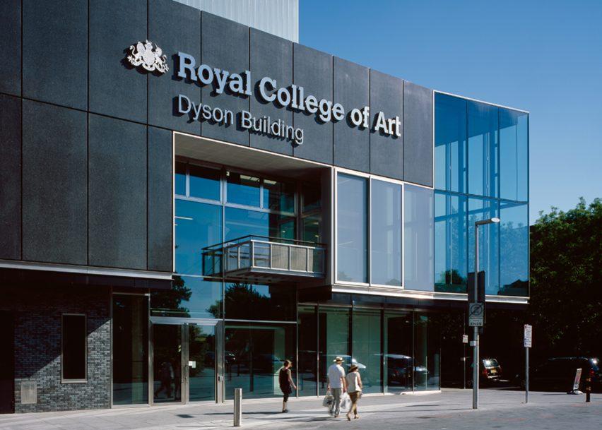 Royal College Of Art >> Royal College Of Art Dezeen Hot List 2016