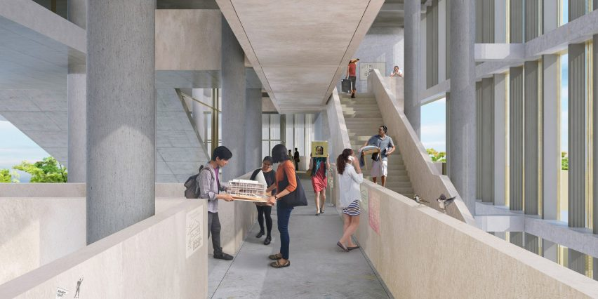 School of Design at the National University of Singapore by Serie+Multiply Architects