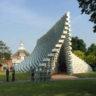 Serpentine Galleries revealed by Dezeen Hot List as world's top design institution