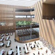 Schmidt Hammer Lassen Architects chosen to design Shanghai's new city library
