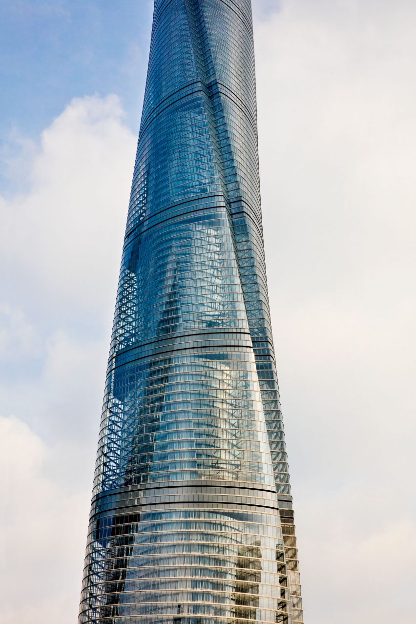 Shanghai Tower by Gensler