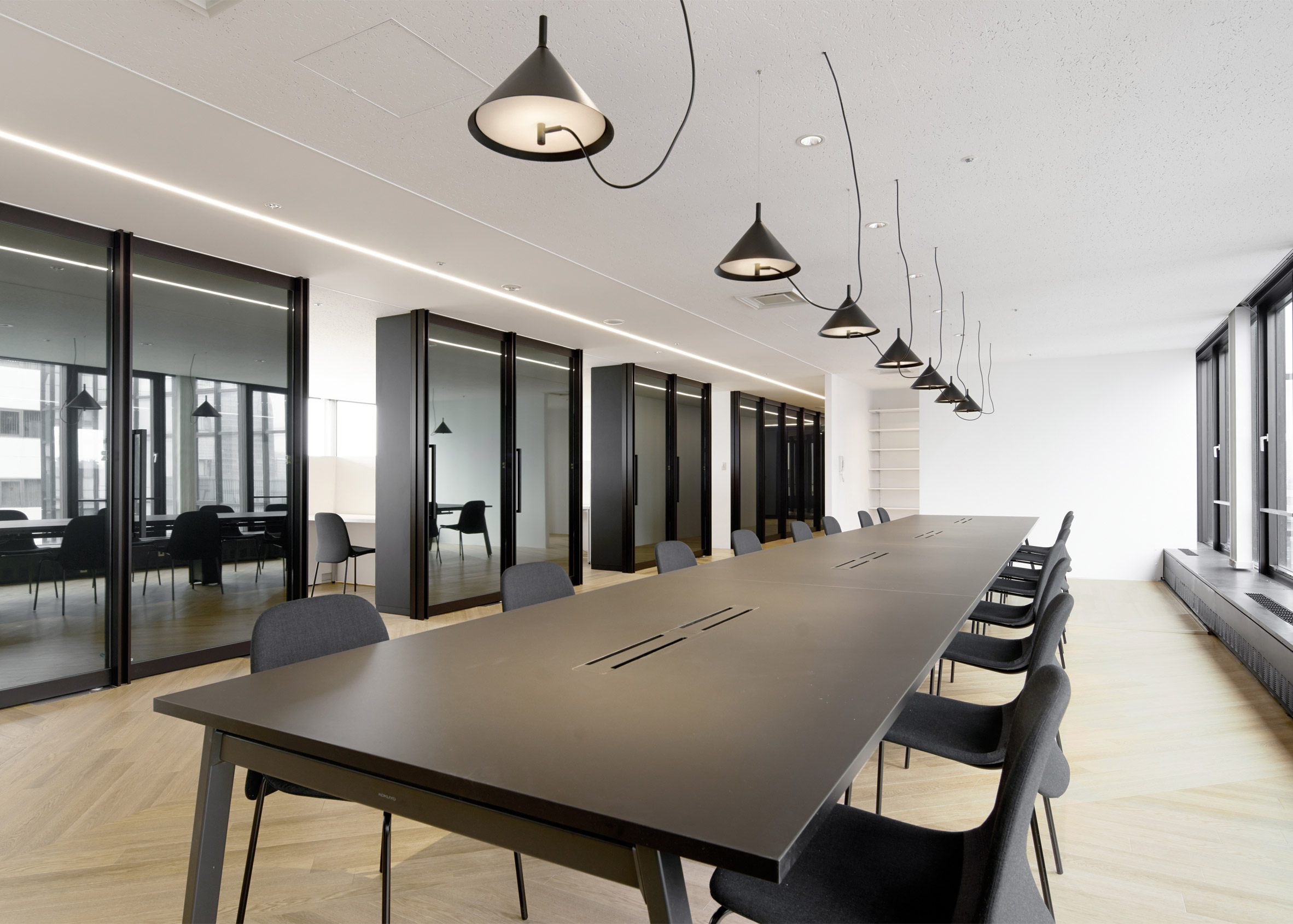 12 Of The Best Minimalist Office Interiors Where Thereu0027s Space To Think