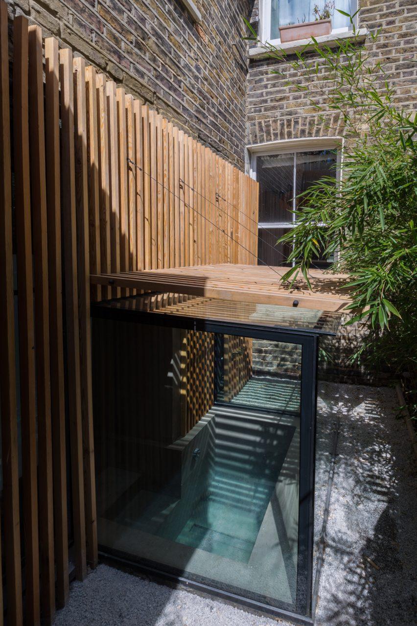 Sunken Bath by Studio 304