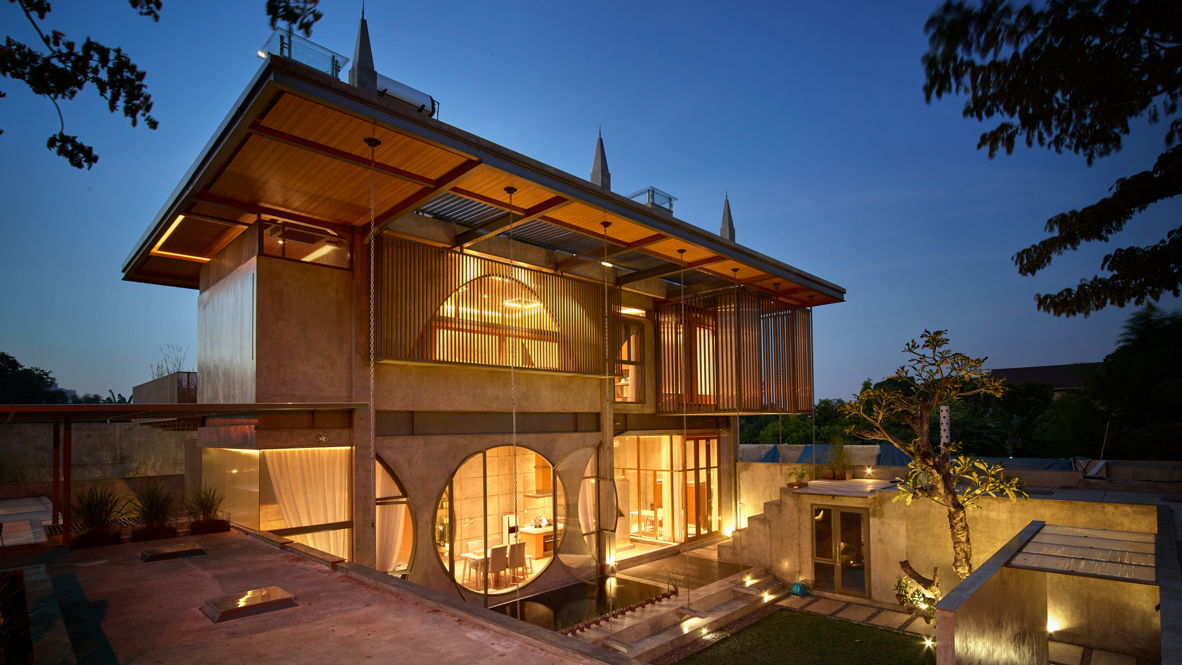 the guild raw architecture realrich sjarief architecture residential indonesia jakarta_dezeen_herob house design and architecture in indonesia dezeen,Indonesian Home Design