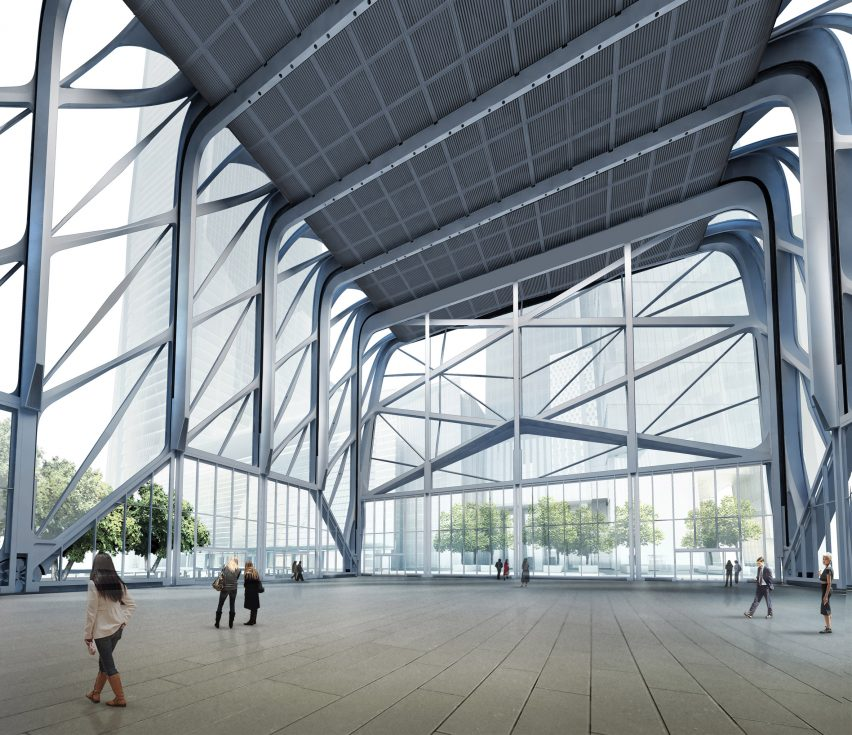 The Shed by Diller Scofidio + Renfro