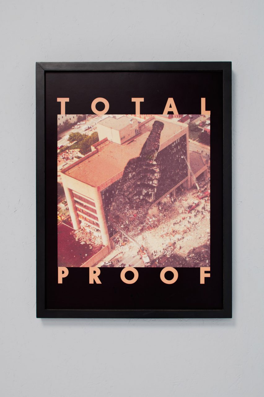 Total Proof Melrose Place exhibition by Gala Committee