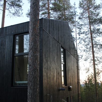 Treehotel 7th Room by Snohetta