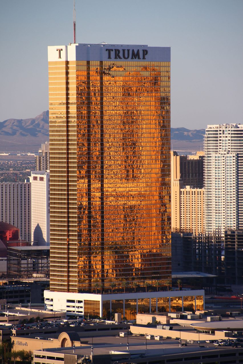 Trump International Hotel, Las Vegas