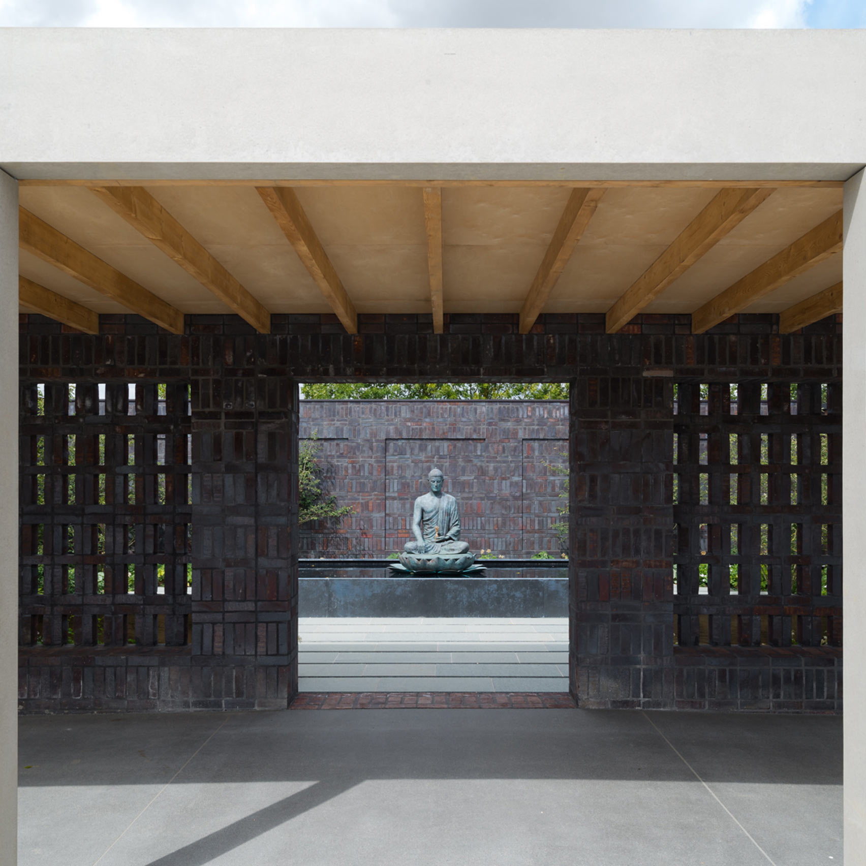 Meditation Spaces Enchanting Architectural And Interior Spaces Designed For Meditation  Dezeen Inspiration Design
