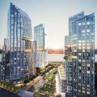 Viñoly, Meier and KPF design luxury towers for Manhattan waterfront