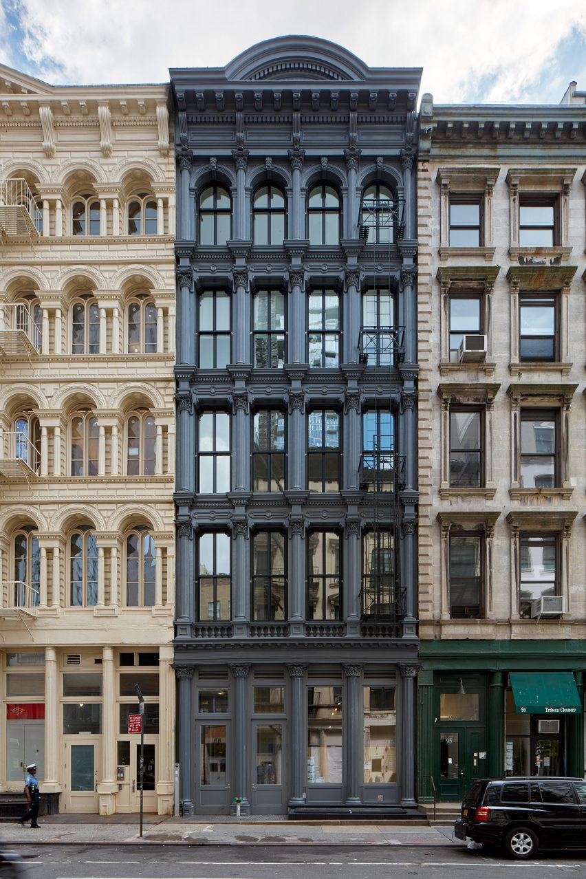 Workac Adds Jagged Rooftop Extension To Historic Manhattan Building