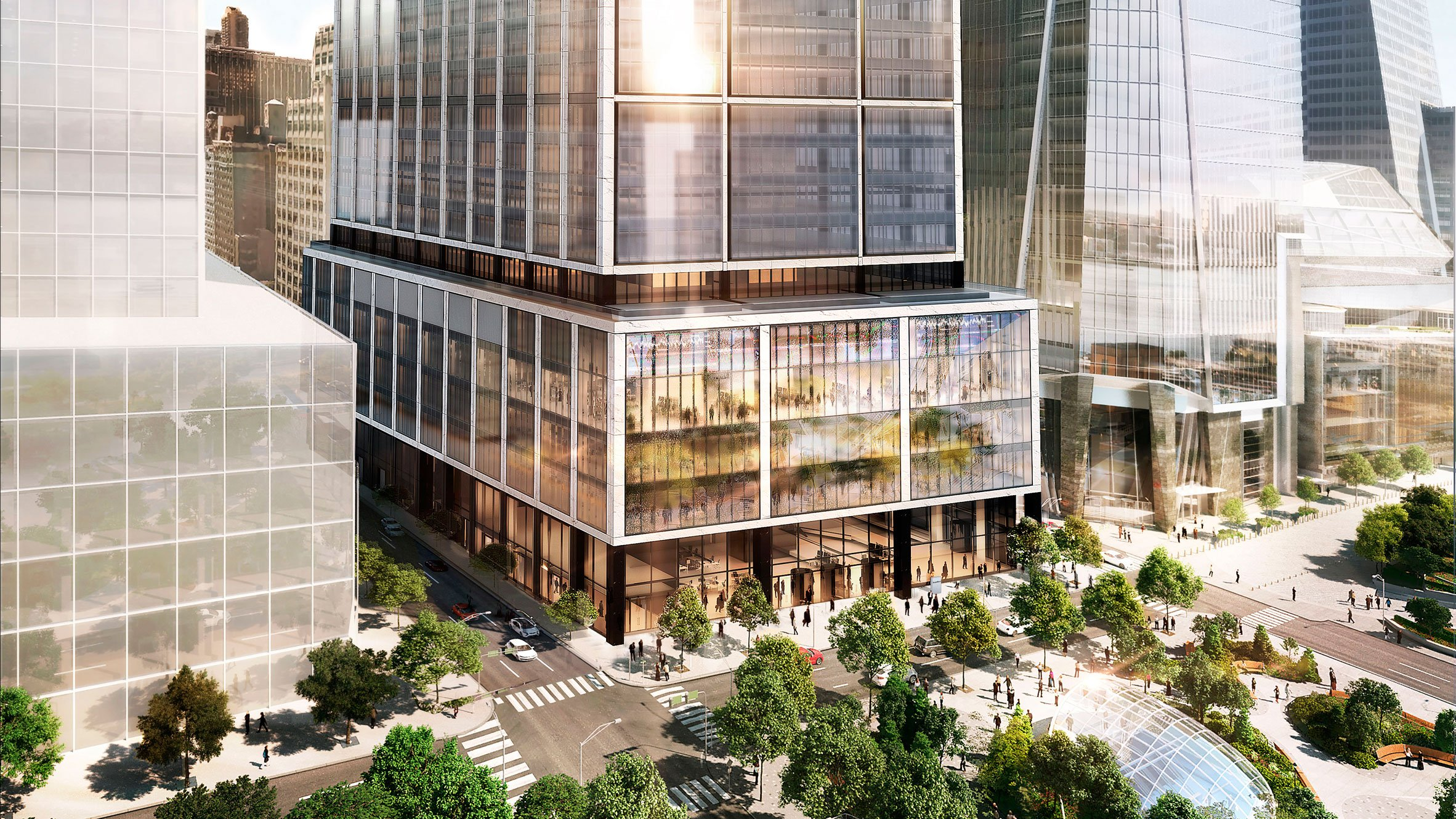 50 Hudson Yards by Foster + Partners