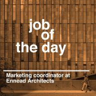 Job of the day: marketing coordinator at Ennead Architects