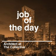 Job of the day: architect at The Collective