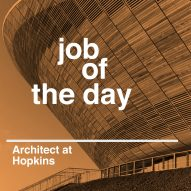 Job of the day: architect at Hopkins Architects