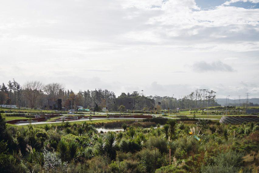Kopupaka Reserve by Isthmus