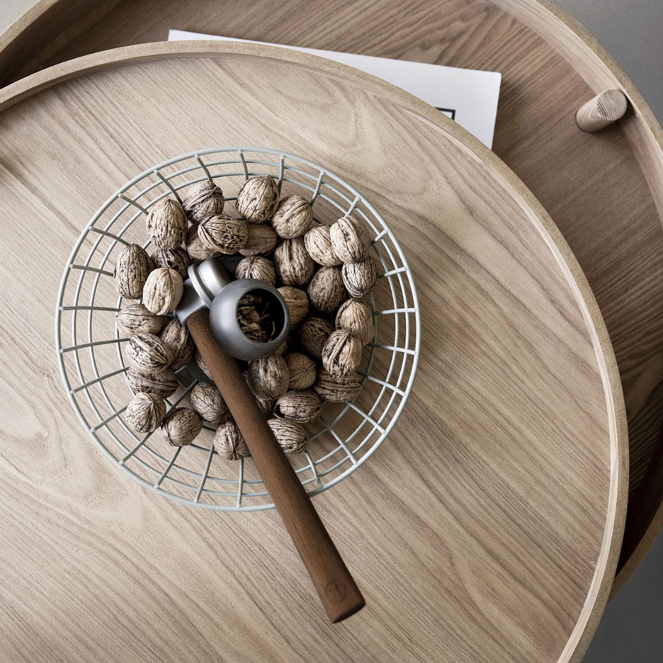 Nut Cracker by Roger Arquer for Menu